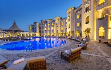 Luxury Hotel: EZDAN PALACE HOTEL
