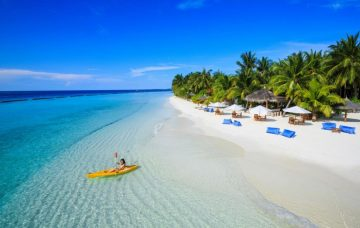 Luxury Hotel: KURUMBA MALDIVES