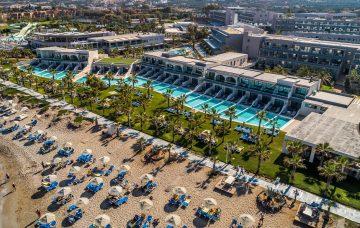 Luxury Hotel: LYTTOS BEACH RESORT